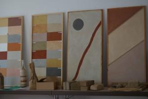 vielseitige Gestaltungsvariationen mit  pigmentfreien Lehmfarben,-Lehmstreichputzen-Lehmedelputzen.
