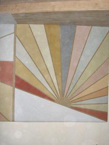Farbenspektrum von Tex-Bis Lehmedelputzen im Farbtonfächer